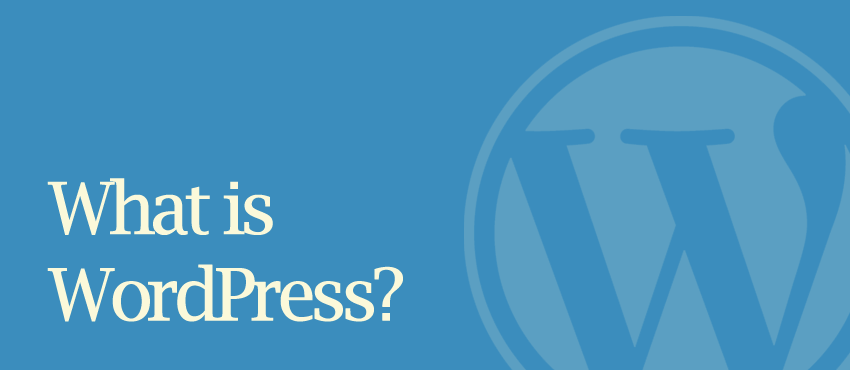 What is WordPress and why we should use it?