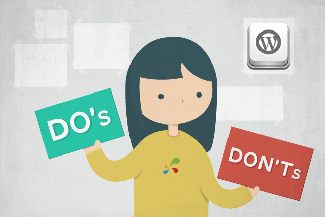Do's and Don'ts for WordPress Website Safety