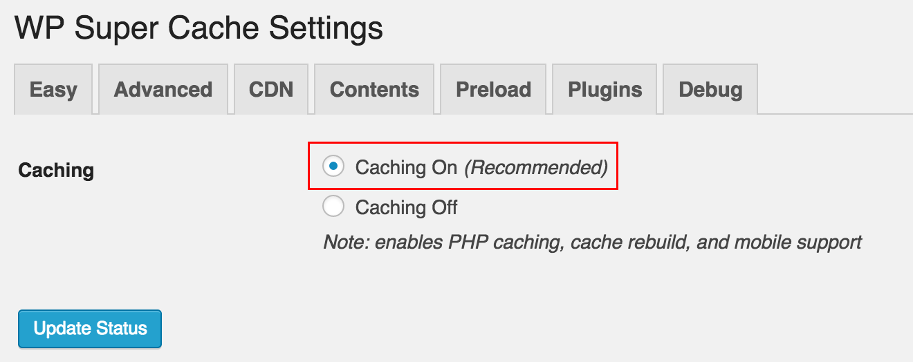 wp-super-cache-settings