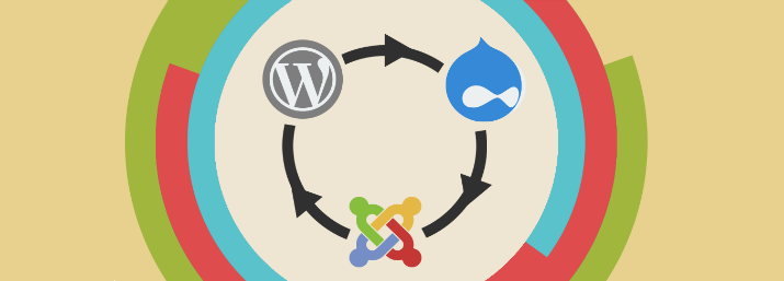 WordPress, Joomla or Drupal: Which is the best CMS for websites?
