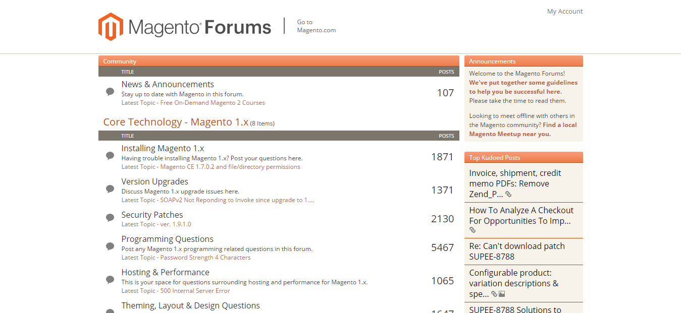 home-magento-forums
