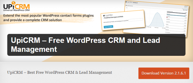 7 WordPress CRM plugins for better interaction with your
