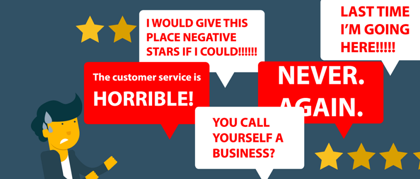 The Power of Bad Reviews on Your Website