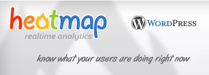 WordPress - Heat Map Understand the behavior of visitors to your site